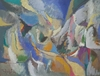 HOVAKIM - Pintura - Noon