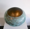 "Gladys LIEZ - Vase boule ""Voluptueuse"""