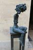 Valérie HADIDA - Sculpture-Volume - Amarante