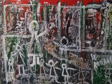 Vittorio BELLINI - Pintura - Composizione, 2006
