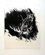 乔治•巴塞利茨 - 版画 - Der Erste Mai