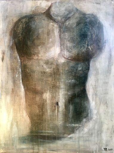 Françoise AUGUSTINE - Peinture - Ave César