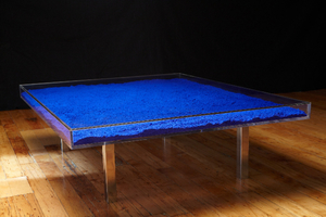 Yves KLEIN, Table Bleue