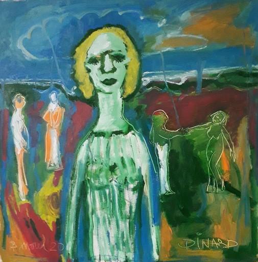 Bernard MOREL - Pintura - L'ECLUSE...DINARD