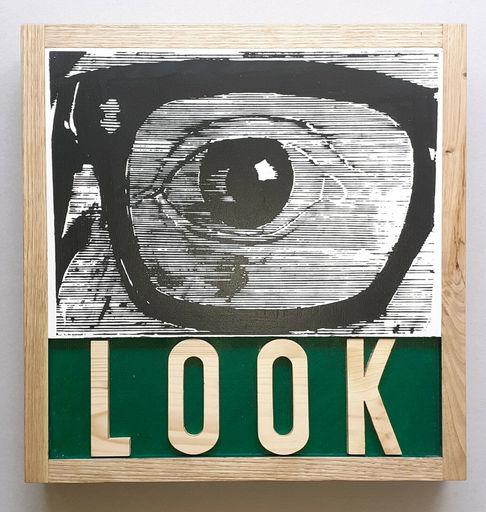 Joe TILSON - Escultura - Look