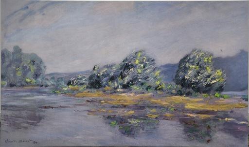 Stefano ARIENTI - Gemälde - D'apres Claude