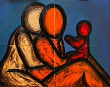 Francesco RUSPOLI - Pintura - The third generation    (Cat N° 5960)