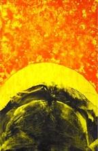 Otto PIENE (1928-2014) - Red Quake