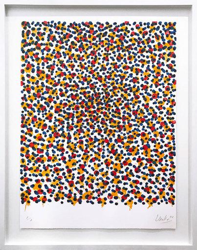昆特•约克 - 版画 - 4-farbige Permutation