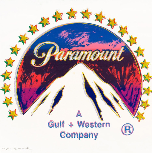 Andy WARHOL - Print-Multiple - Paramount