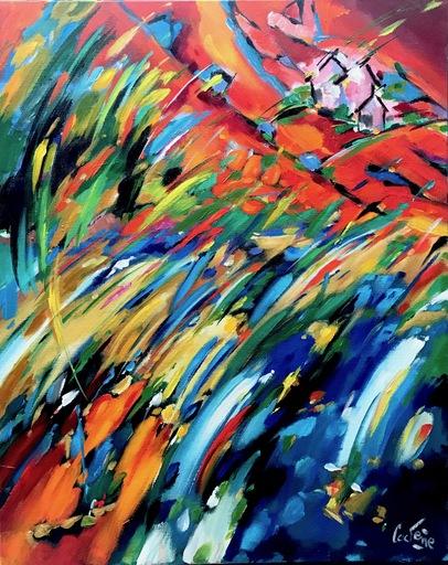 Bernard CADENE - 绘画 - 24 juin en Corse
