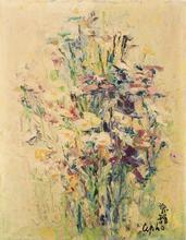 LE PHO - Peinture - Bouquet