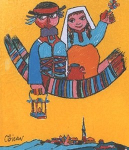 Jovan OBICAN, Flying Carpet