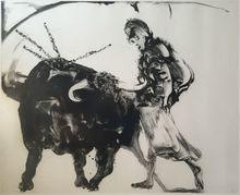Miquel BARCELO - Print-Multiple - Tauromaquia - Lanzarote 55