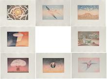 Jean-Michel FOLON - Estampe-Multiple - A propos de la Création
