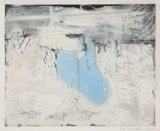 Zigi BEN-HAIM - 绘画 - Composition