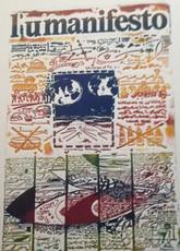 Massimo PETRUCCI - Print-Multiple - L'UMANIFESTO
