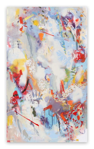 Gina WERFEL - Painting - Asian Dream