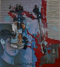 Giuseppe CHIARI - Painting - SENZA TITOLO