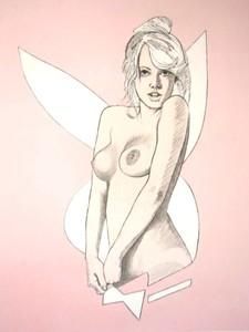 Mel RAMOS - Druckgrafik-Multiple - Playboy Bunny