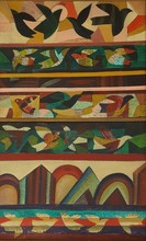 Simon AVISSAR - Pittura - Pigeons of Peace
