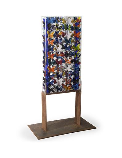 Marcello LO GIUDICE - Ceramic - Dalla Primavera di Botticelli