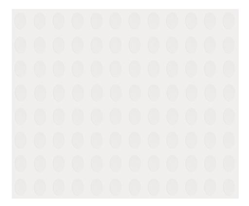 Turi SIMETI - Pintura - 96 ovali bianchi