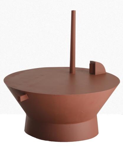 Miquel NAVARRO - Escultura - Testa Rosa