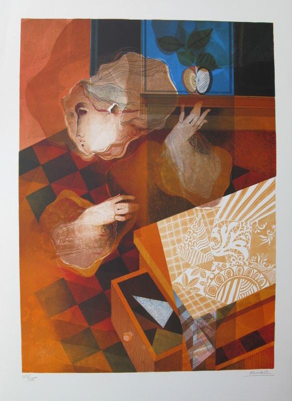Alvar SUÑOL MUÑOZ RAMOS - Print-Multiple - Le Tiroir LOuvert
