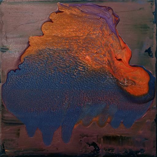 Véronique MAZUREK - Painting - Sans titre (f)