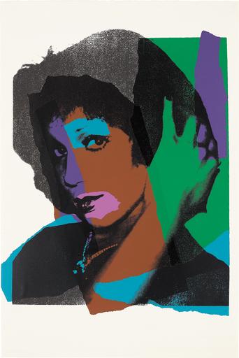 Andy WARHOL - Stampa-Multiplo - Ladies & Gentlemen 1975 F&S II.132