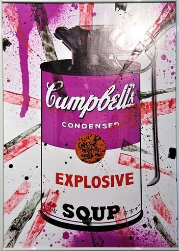 AÏROH - Print-Multiple - Explosive Rose