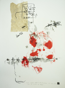 Marie-France GÉRÉ - Estampe-Multiple - Haiku II