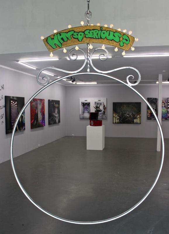 Anna SELINA - Scultura Volume - Circle