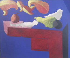 Jorge CASTILLO - Pintura - bodegon