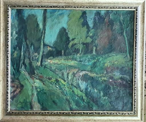 Seweryn SZRAJER - 绘画 - Landscape