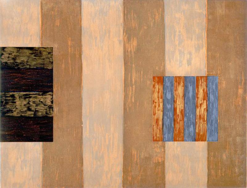 Sean SCULLY - Estampe-Multiple - Wall