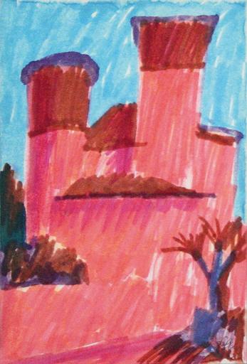 SALVO - Pintura - castello