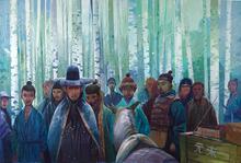 ANDREW HEM - Gemälde