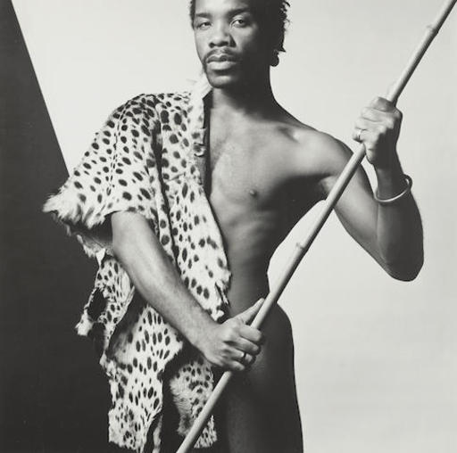 Robert MAPPLETHORPE - Photography - Isaiah