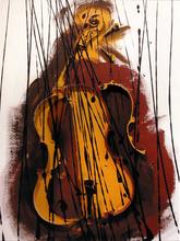 Fernandez ARMAN (1928-2005) - Cello