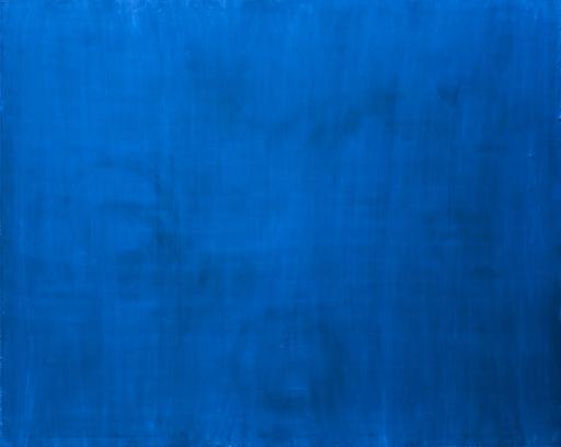 Barbara GAILE - Gemälde - LIBELLULE BLEUE