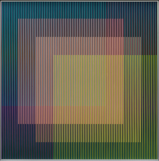 Carlos CRUZ-DIEZ - Pintura - Physichrome Panam 316