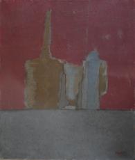 Ljubica Cuca SOKIĆ - Peinture - Mrtva priroda (Still nature)