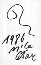 CÉSAR - Drawing-Watercolor - Le tire bouchon