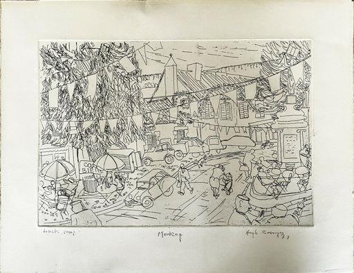 Hugh Verschoyle CRONYN - Print-Multiple - Moncuq