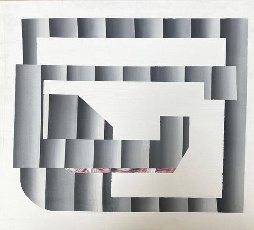 Diego MOVILLA - Peinture - Sans titre, série MUGA, 5/6