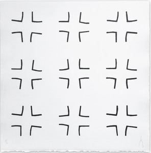 Pierre MUCKENSTURM - Print-Multiple - 204C1742 (Abstract print)