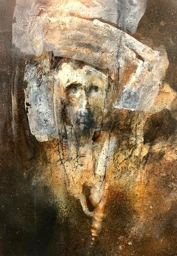 Joëlle ROUSSELET - Painting - Paysage d'äme P80
