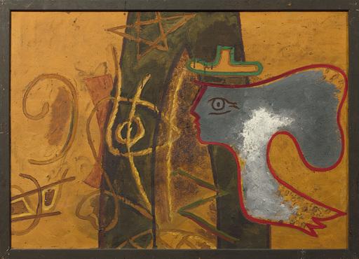 Georges BRAQUE - Pintura - Uranie